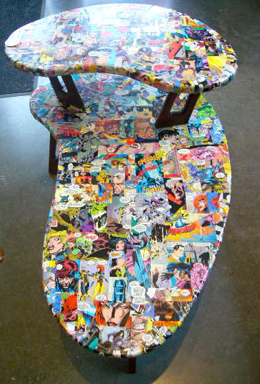 Furniture at Hatch hatcharthouse