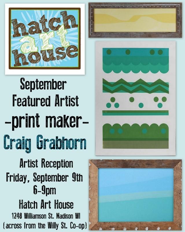 Craig Grabhorn poster 2016